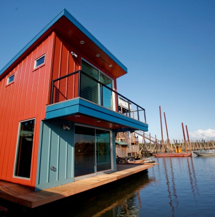 Float House II