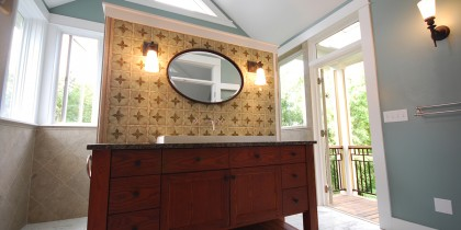 Fairchild Master Bathroom