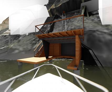 Launchbury Boathouse
